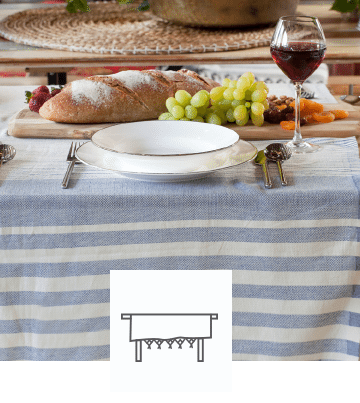 Shop Table Cloths
