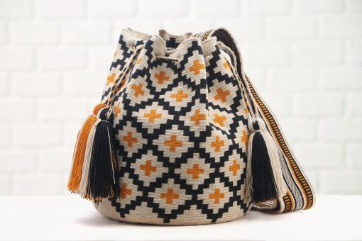 tribal pattern bag